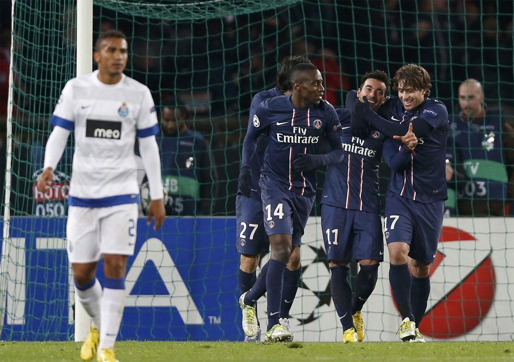Helton abriu caminho à primeira derrota do FC Porto na Liga dos Campeões