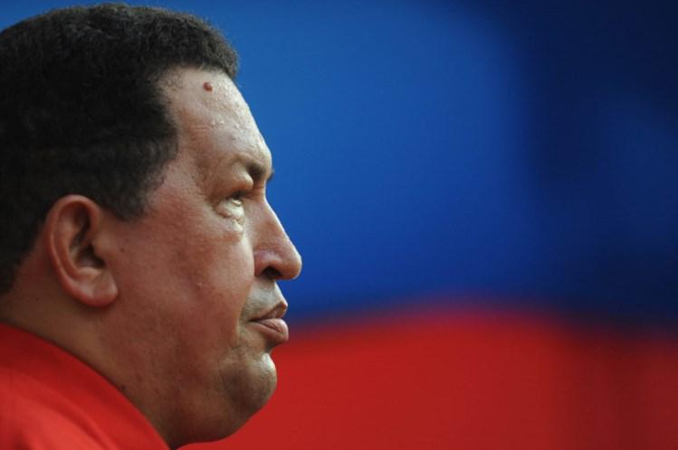 Morreu Hugo Chavez