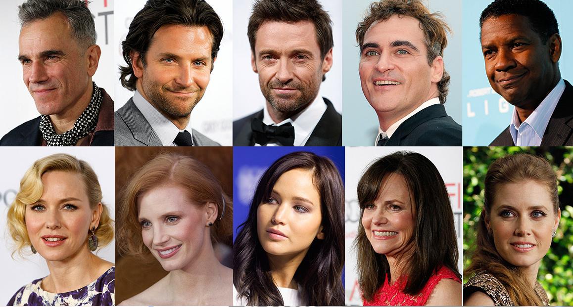 Lincoln e A Vida de Pi lideram nomeações para os Óscares