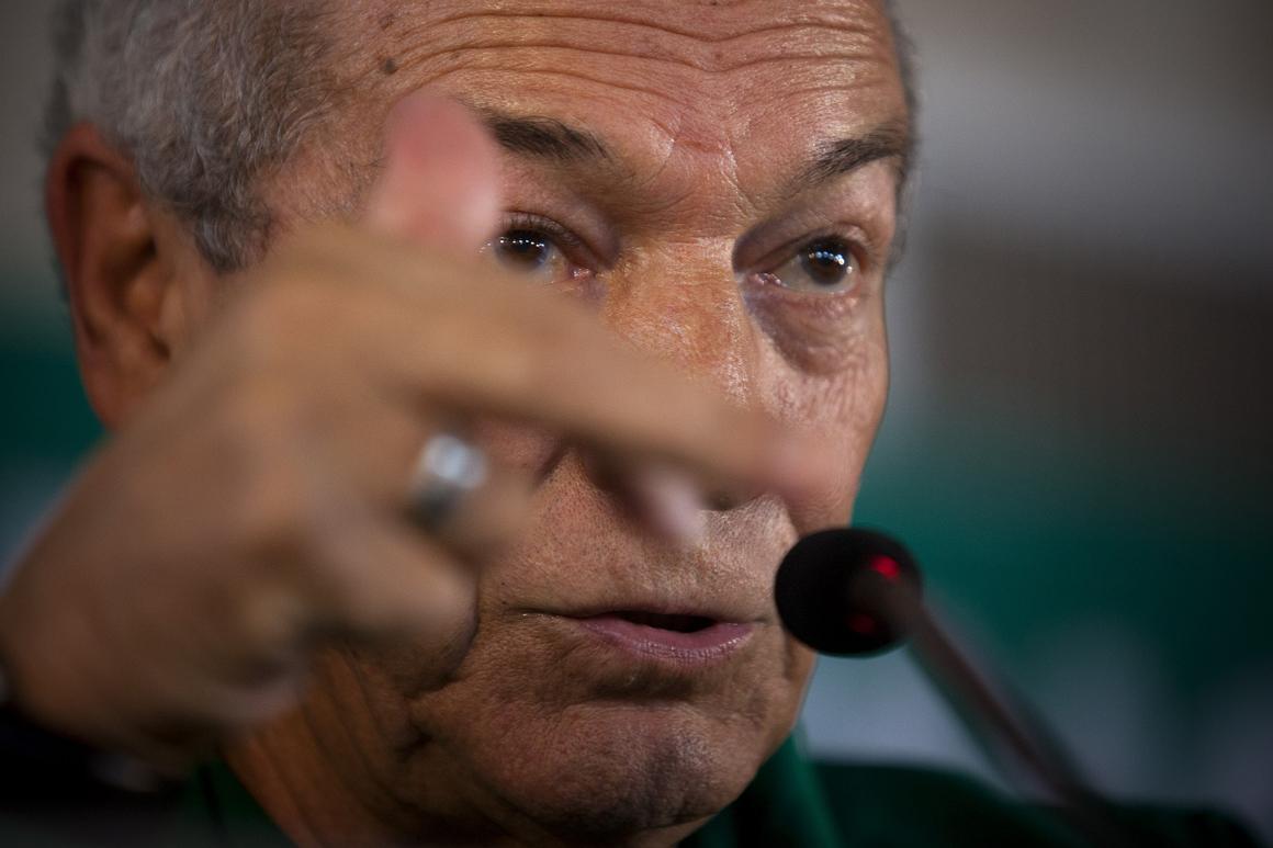 Jesualdo Ferreira diz que já arrumou a casa