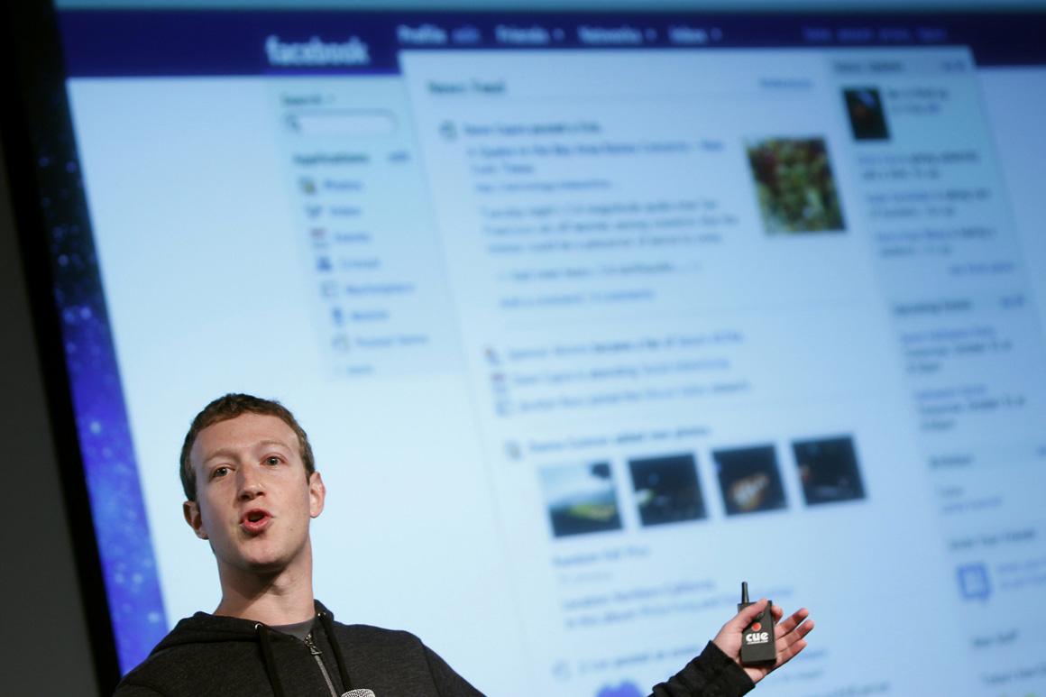 Mark Zuckerberg apresentou as mudanças