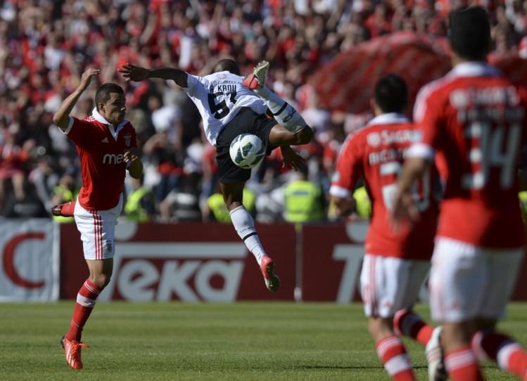 V. Guimarães dá a volta ao jogo e conquista a sua primeira Taça de Portugal