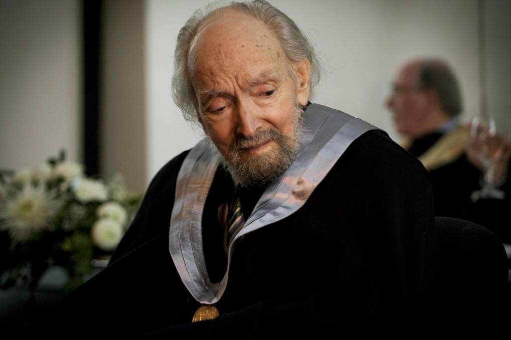 Doutoramento <i>honoris causa</i> de Nadir Afonso na Faculdade de Belas-Artes do Porto