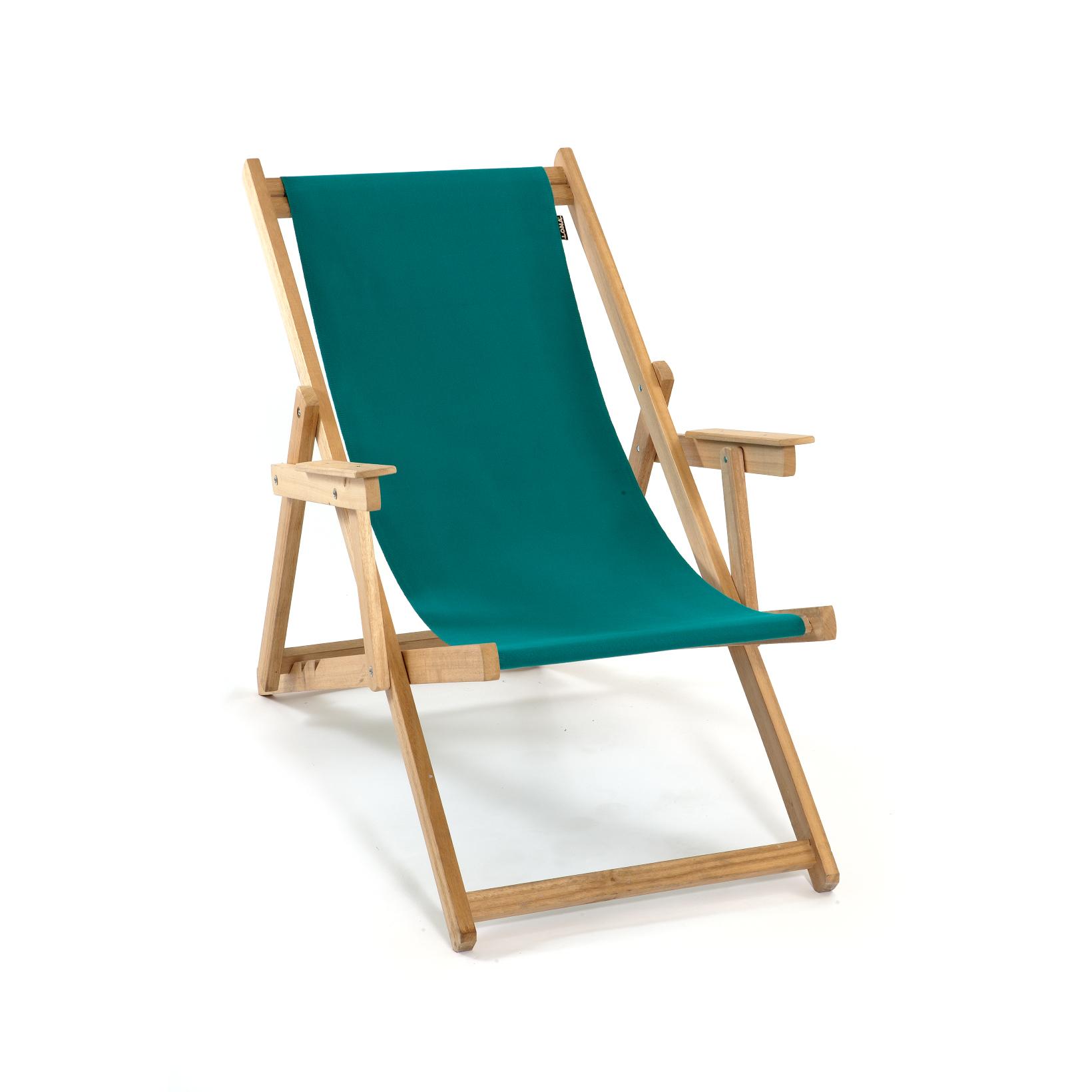 Cadeira de descanso da marca portuguesa Lona; madeira de eucalipto e  #006766 1640x1640